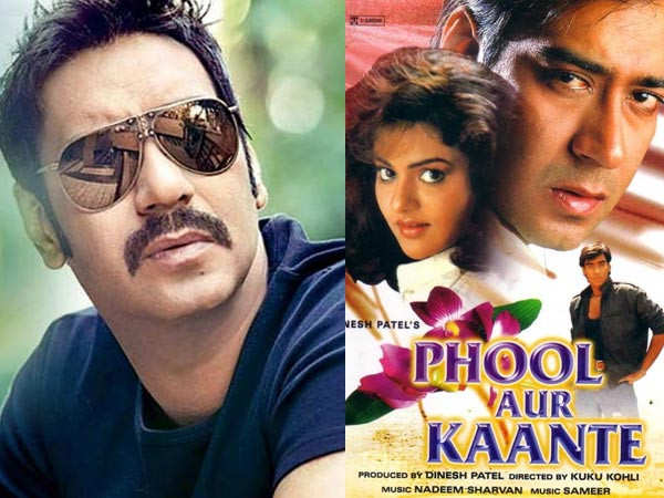 """""""I want to remake my first film"""" - Ajay Devgn"""