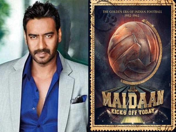 Ajay Devgn's Maidaan to release in November 2020