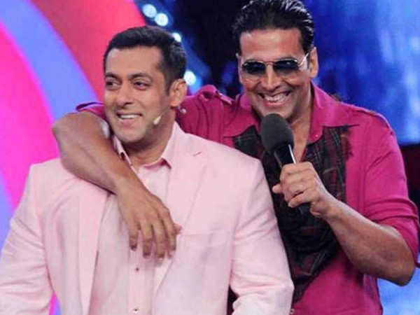 Akshay Kumar and Salman Khan to lock horns at the box-office on Eid 2020
