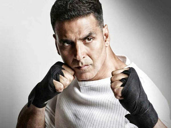 Akshay Kumar's next to be a hardcore action-drama?