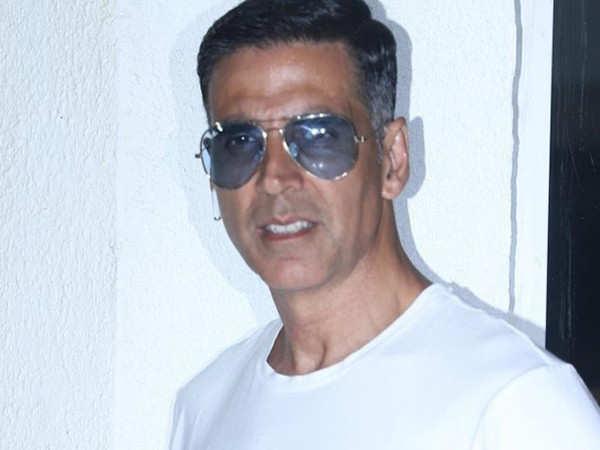 Akshay Kumar continues shooting despite being injured