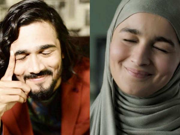 Netizens feel YouTuber Bhuvan Bam is Alia Bhatt's doppelgänger