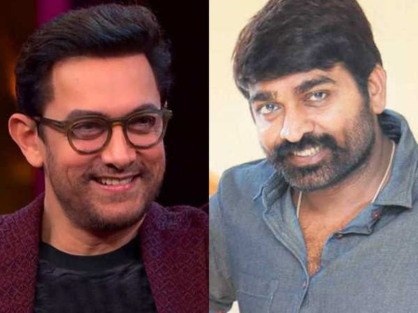 Aamir Khan and Vijay Sethupathi team up for Laal Singh Chaddha