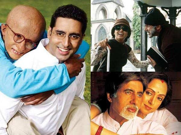 Best films of megastar Amitabh Bachchan