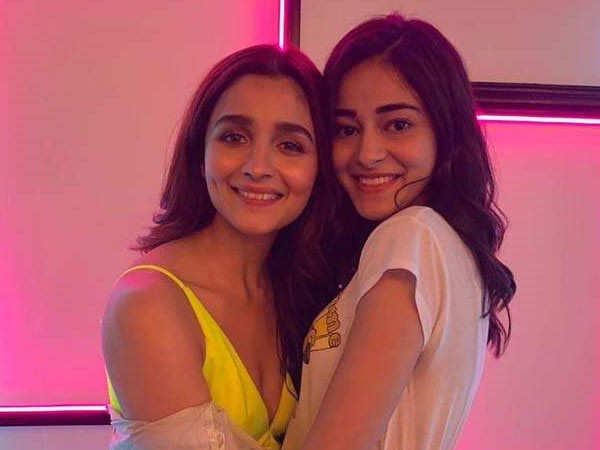 Ananya Panday will take inspiration from Alia Bhatt for her next film