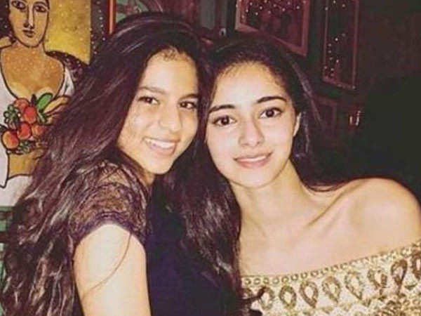 Ananya Panday makes some interesting revelations about BFF Suhana Khan