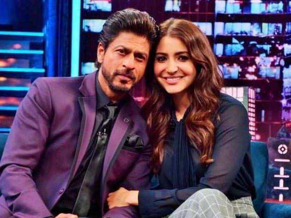 When Anushka Sharma put Shah Rukh Khan in a sticky spot