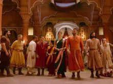 Arjun Kapoor and Kriti Sanon dance to Mann mein Shiva from Panipat