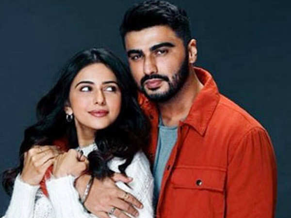 Arjun Kapoor and Rakul Preet Singh to star together in a film