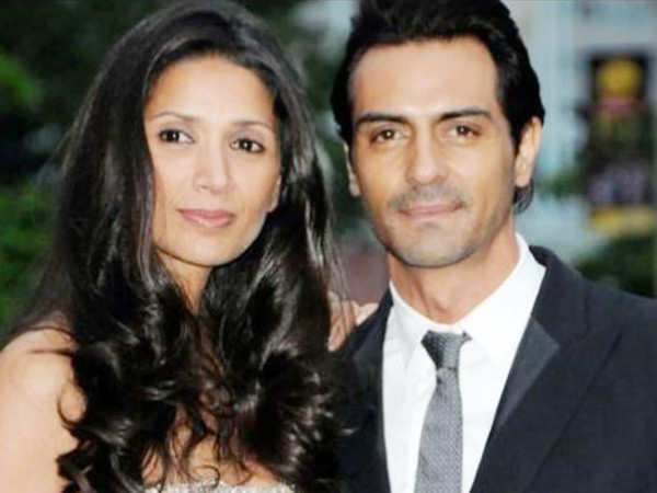 Arjun Rampal and Mehr Jesia end 20-year-long marriage
