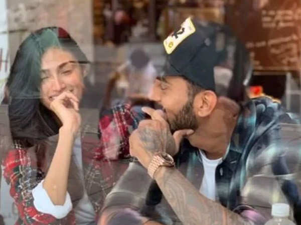 This is what Athiya Shetty has to say about her relationship with cricketer KL Rahul