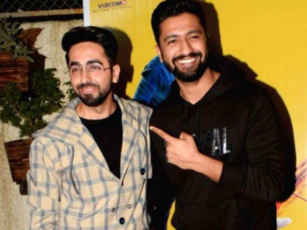 Ayushmann Khurrana and Vicky Kaushal all set for a box-office clash
