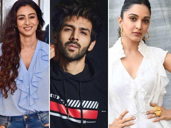Tabu roped in for Kartik Aaryan and Kiara Advani starrer Bhool Bhulaiyaa 2