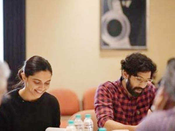 Vikrant Massey has the sweetest thing to say about Deepika Padukone