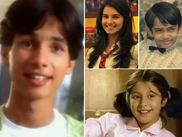 Top 10 Child Artistes who became stars