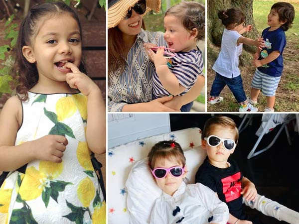 Happy Children's Day: Check out 20 cutest pictures of B-town star kids