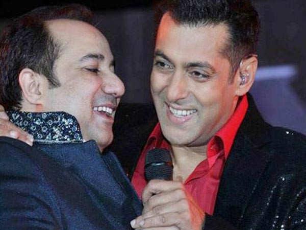 Rahat Fateh Ali Khan's voice left out of Salman Khan's Dabangg 3