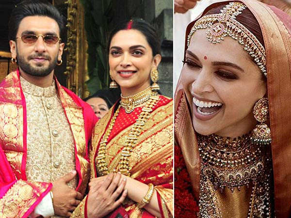 Here's what's special about Deepika Padukone's anniversary saree