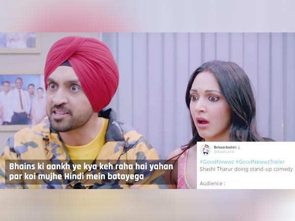 Good Newwz trailer sparks a meme fest on social media