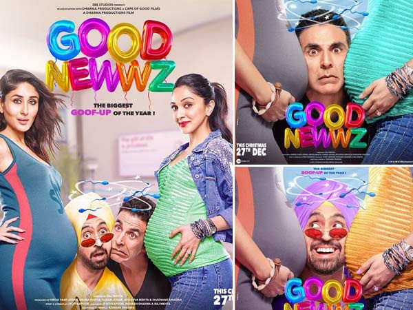Posters out: Here's your dose of Good Newwz for the day