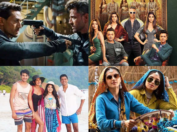 Highest Grossing Movies Of October