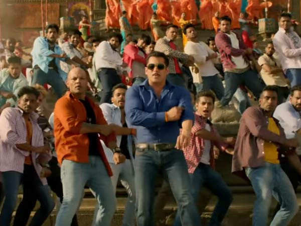 Dabangg 3 title song shows the badass side of Chulbul Pandey