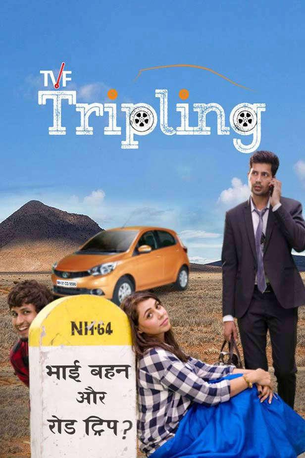 Indian Web Series Tvf Play Tripling