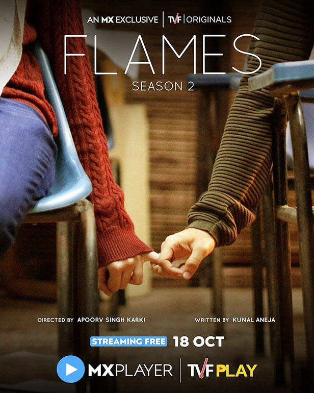 Indian Web Series Flames