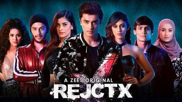 Indian Web Series Rejectx
