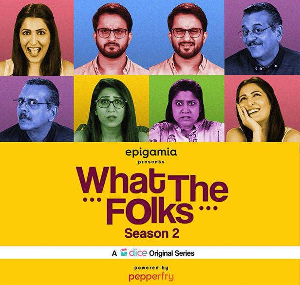 Indian Web Series What The Folks Season 2