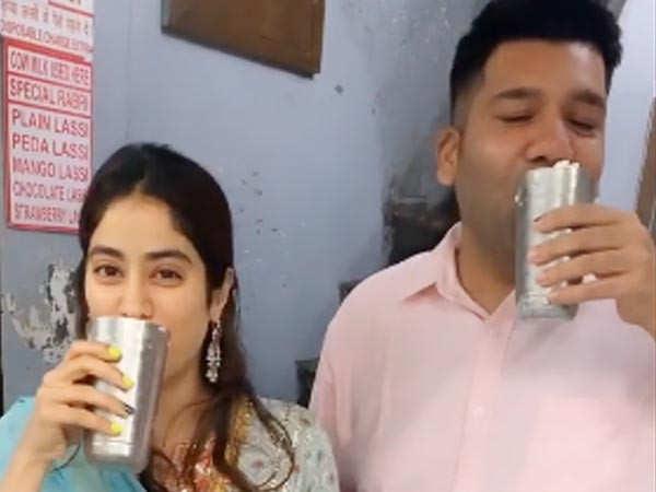 Janhvi Kapoor reaches Amritsar to begin shooting for Dostana 2