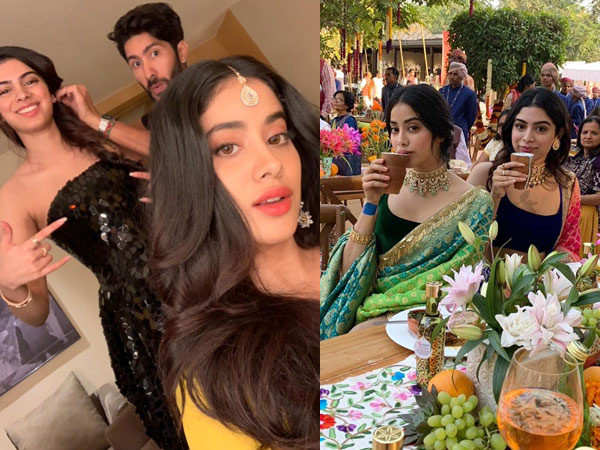 Janhvi Kapoor has the most special birthday wish for sister Khushi Kapoor