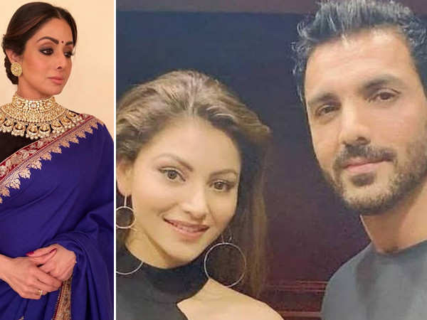 John Abraham's next to have Sridevi's iconic song from Chalbaaz