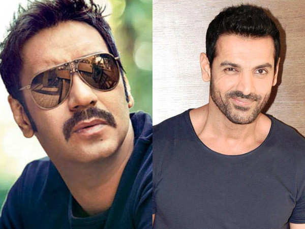 John Abraham set to lock horns with Ajay Devgn at the box-office