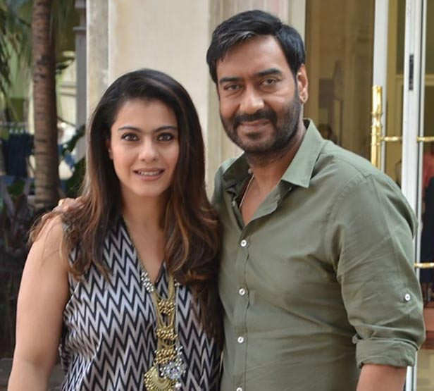 Exclusive: Ajay Devgn on the one thing he wants to change about Kajol |  Filmfare.com