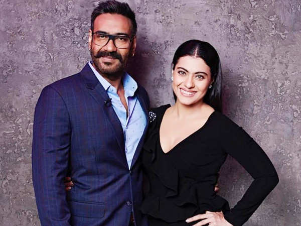 Exclusive: Ajay Devgn on the one thing he wants to change about Kajol