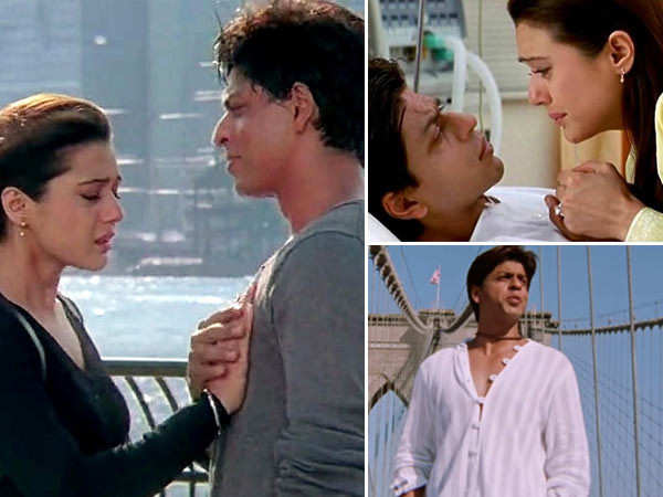 10 best scenes from the heart-breaking story of love and life, Kal Ho Naa Ho