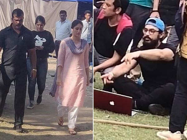 Kareena Kapoor Khan and Aamir Khan start shooting for Laal Singh Chaddha