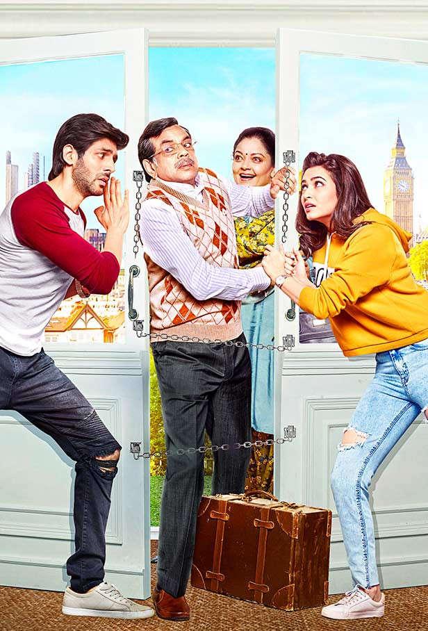 Kartik Aaryan Film Misafiri Londra