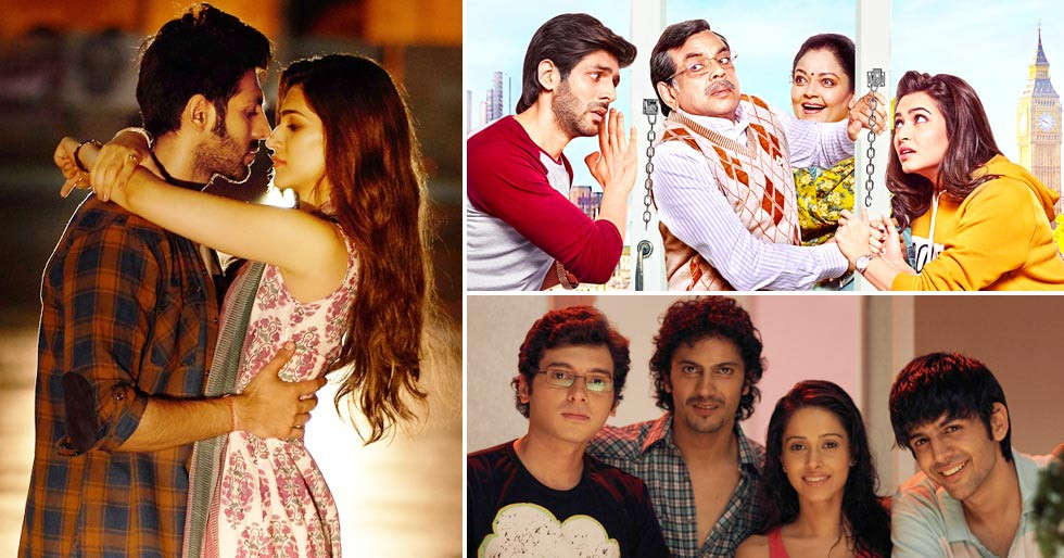 Kartik Aaryan's movies in Bollywood 2