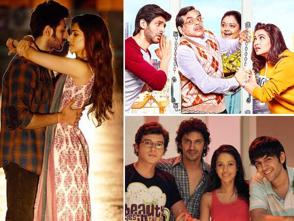 Kartik Aaryan's Movies In Bollywood