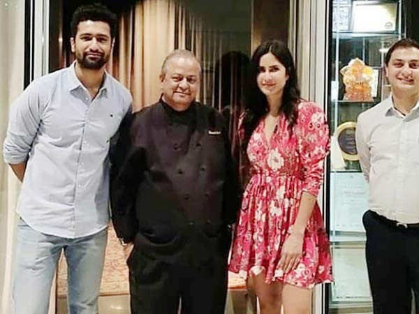 Here's proof that Katrina Kaif and Vicky Kaushal are going strong