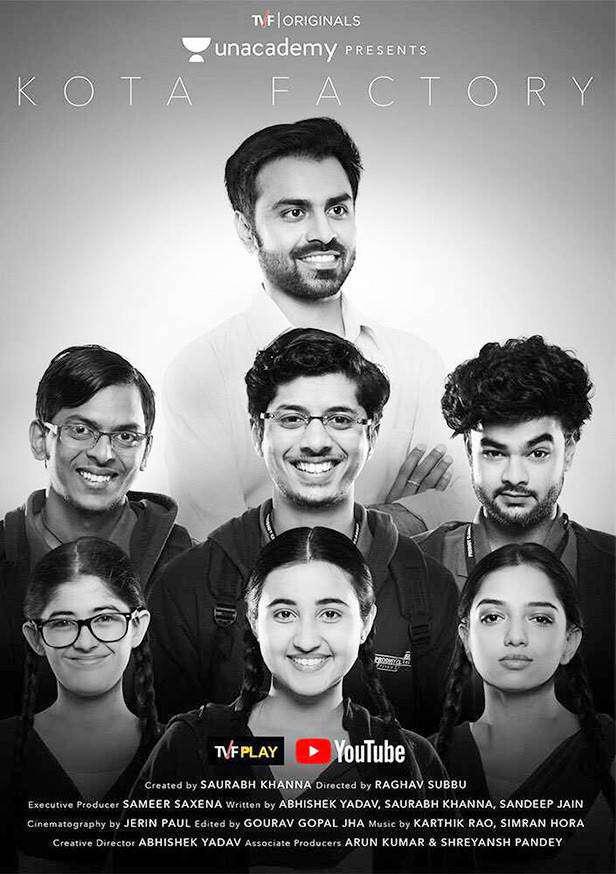 Kota Factory Indian Web Series
