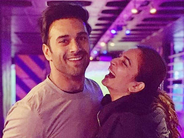It's official! Kriti Kharbanda confirms being in love with Pulkit Samrat
