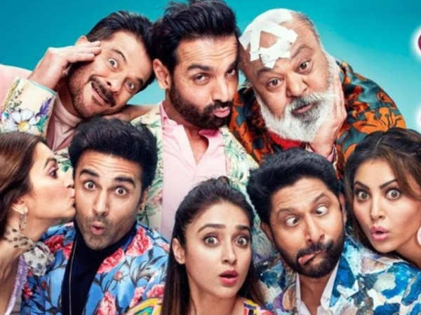Pagalpanti has a decent start at the box-office