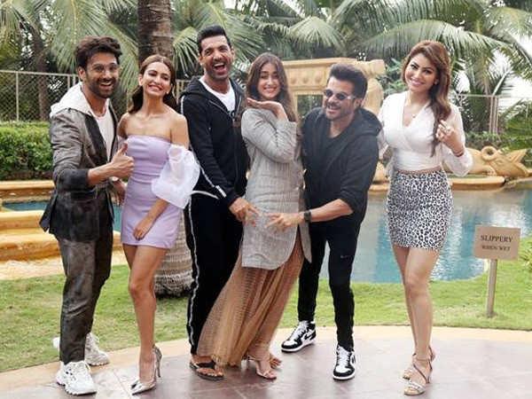 Twitterati reacts to John Abraham and Anil Kapoor starrer Pagalpanti