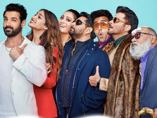Here's how Pagalpanti performed on day one at the box-office
