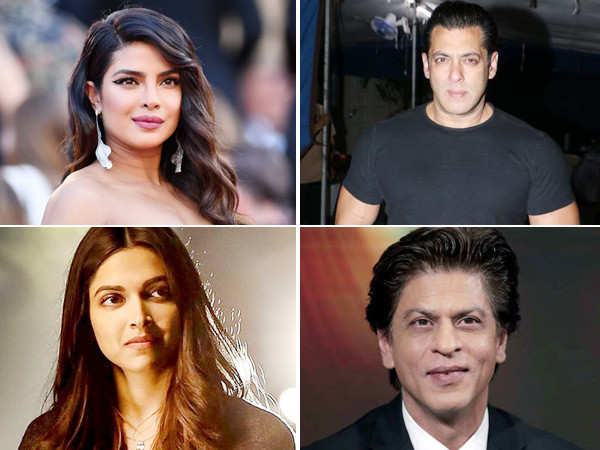 Priyanka Chopra is the most searched Indian celebrity online