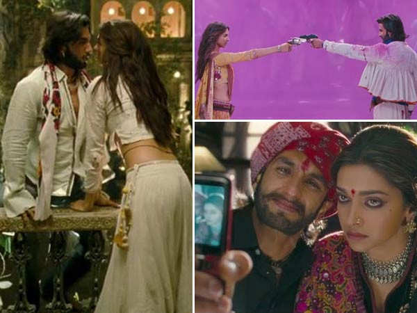 7 memorable scenes from Ranveer Singh and Deepika Padukone's Ram Leela