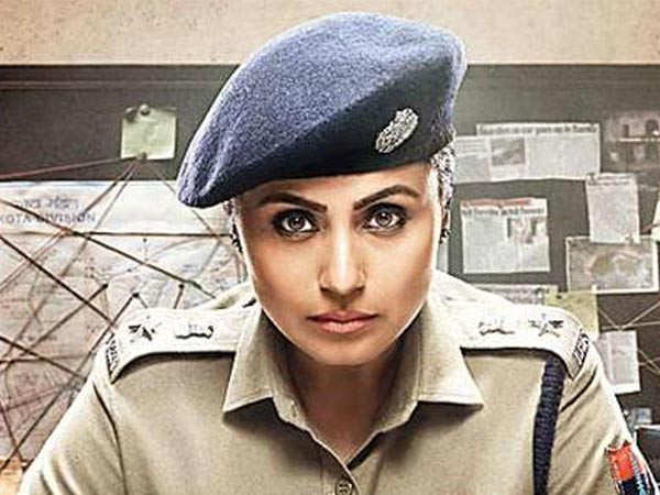 Rani Mukerji talks about Mardaani 2 and why it makes her anxious
